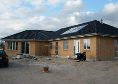 Nybyggeri, totalentreprise Odense
